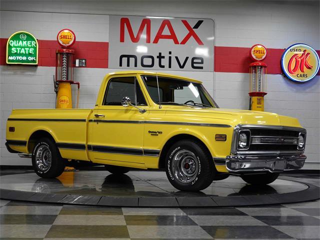 1969 GMC Custom (CC-1488476) for sale in Pittsburgh, Pennsylvania