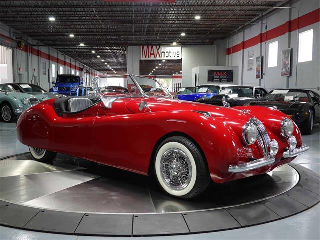 1952 Jaguar XK120 (CC-1488482) for sale in Pittsburgh, Pennsylvania