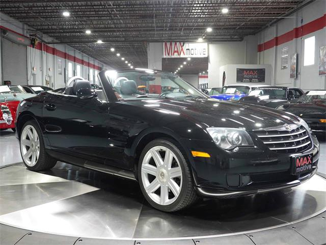 2005 Chrysler Crossfire (CC-1488485) for sale in Pittsburgh, Pennsylvania
