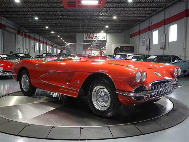 1960 Chevrolet Corvette (CC-1488487) for sale in Pittsburgh, Pennsylvania