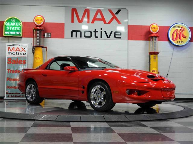 2000 Pontiac Firebird (CC-1488491) for sale in Pittsburgh, Pennsylvania