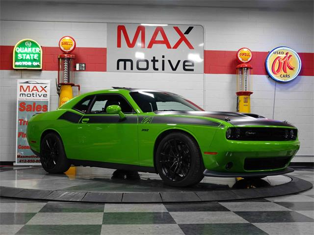 2017 Dodge Challenger (CC-1488497) for sale in Pittsburgh, Pennsylvania