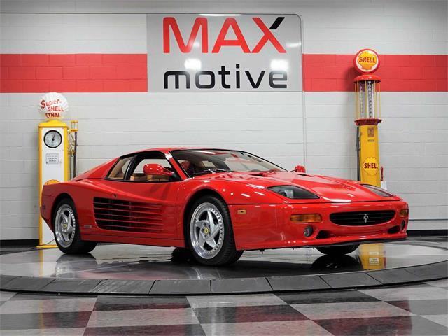 1995 Ferrari 512 (CC-1488500) for sale in Pittsburgh, Pennsylvania