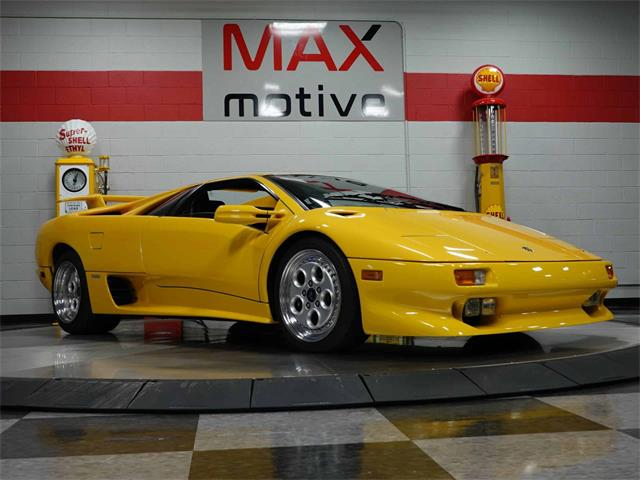 1994 Lamborghini Diablo (CC-1488505) for sale in Pittsburgh, Pennsylvania
