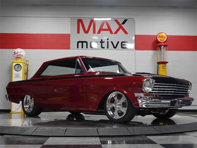 1963 Chevrolet Nova (CC-1488509) for sale in Pittsburgh, Pennsylvania