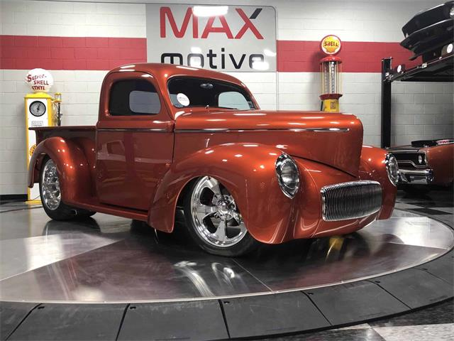 1941 Willys Pickup (CC-1488511) for sale in Pittsburgh, Pennsylvania