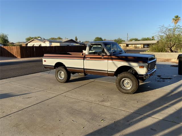 1972 Chevrolet C10 (CC-1488522) for sale in Mesa, Arizona