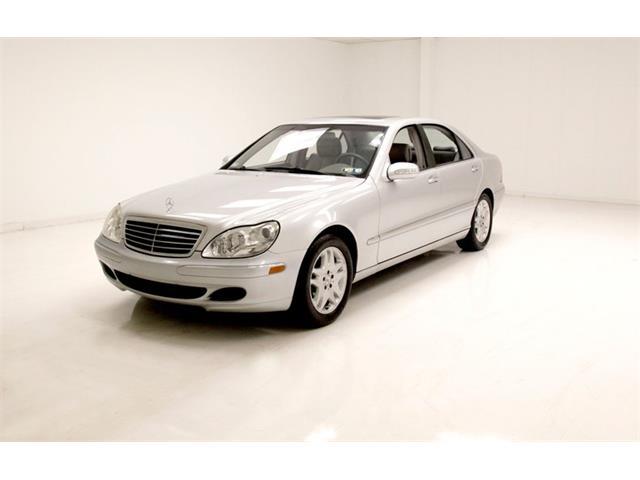2003 Mercedes-Benz S500 (CC-1488541) for sale in Morgantown, Pennsylvania