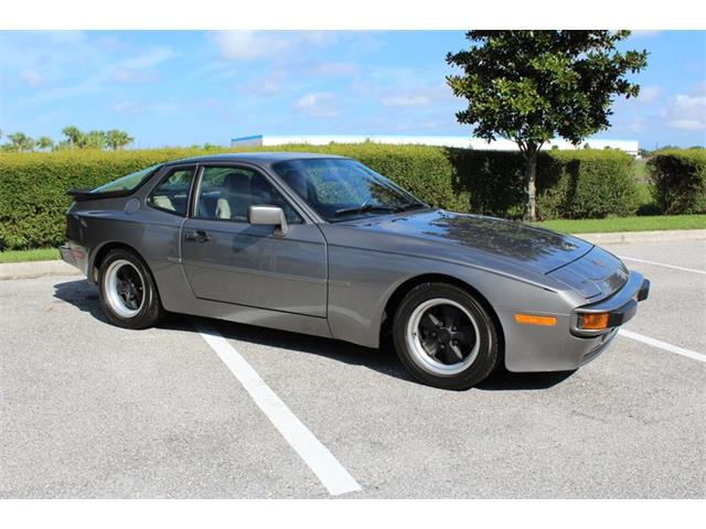 1985 Porsche 944 (CC-1488586) for sale in Sarasota, Florida