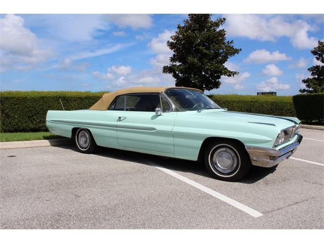 1961 Pontiac Bonneville (CC-1488588) for sale in Sarasota, Florida