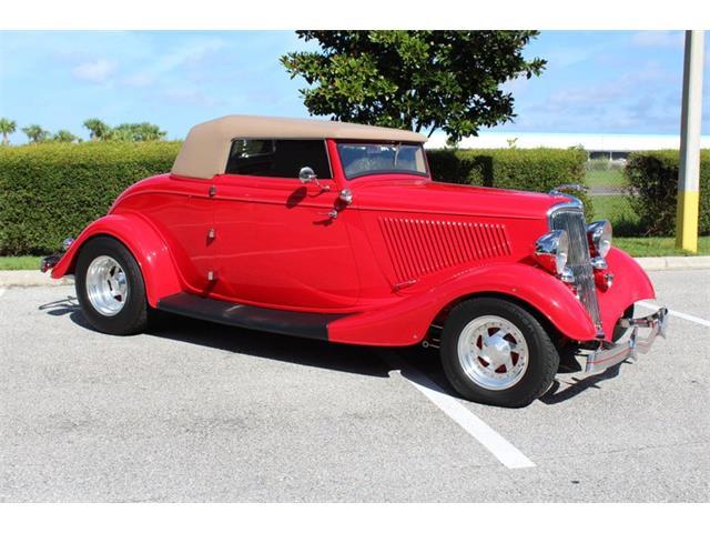 1934 Ford Cabriolet (CC-1488589) for sale in Sarasota, Florida