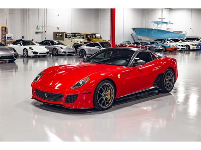 2011 Ferrari 599 GTO (CC-1480863) for sale in Jupiter, Florida