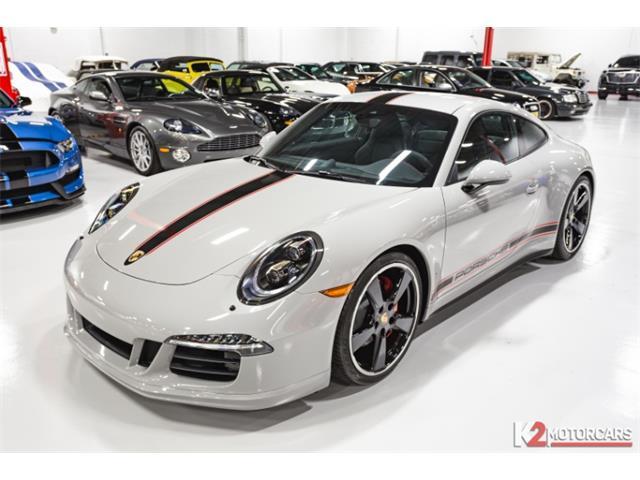 2016 Porsche 911 Carrera (CC-1480866) for sale in Jupiter, Florida