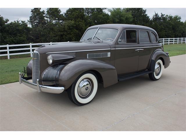 1939 LaSalle 50 (CC-1488681) for sale in Oklahoma City, Oklahoma