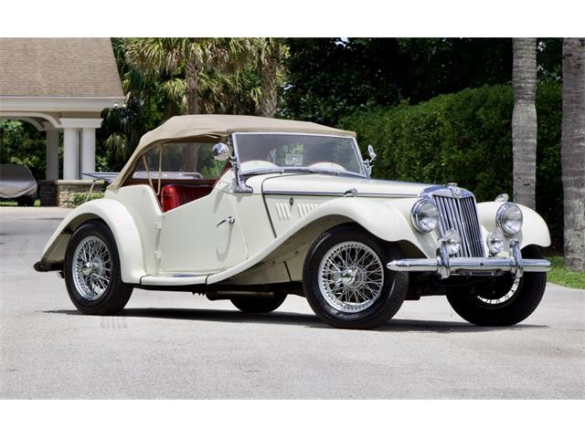 1954 MG TF (CC-1488696) for sale in Eustis, Florida