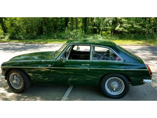 1968 MG CGT (CC-1488699) for sale in Washington, District Of Columbia