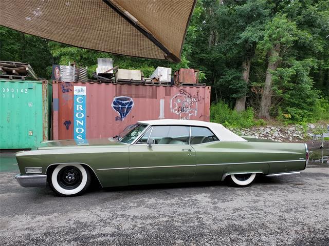 1968 Cadillac Convertible (CC-1488708) for sale in Uxbridge MA, Massachusetts
