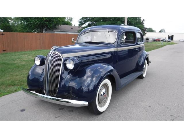 1937 Plymouth 2-Dr Sedan (CC-1488713) for sale in MILFORD, Ohio