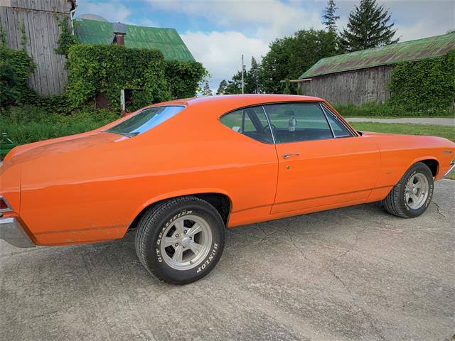 1968 Chevrolet Chevelle (CC-1488719) for sale in Barrie, Ontario