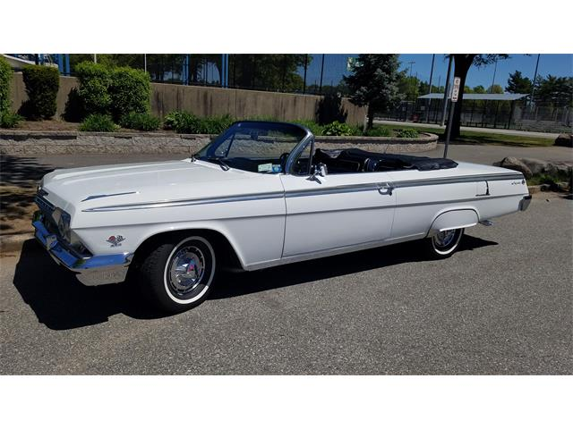 1962 Chevrolet Impala SS (CC-1488724) for sale in Hichsville, New York
