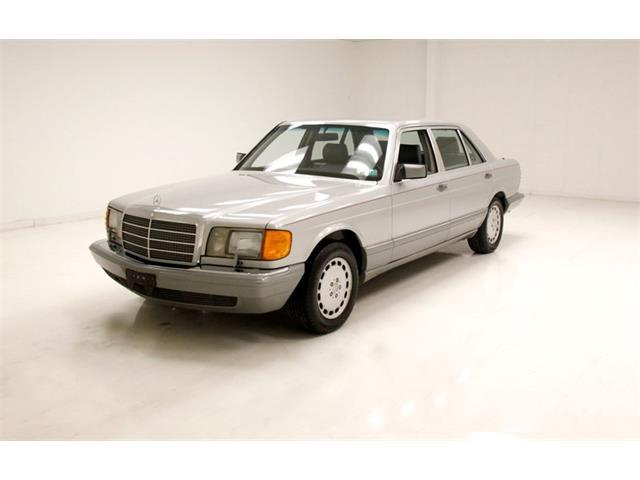 1988 Mercedes-Benz 560SEL (CC-1488750) for sale in Morgantown, Pennsylvania