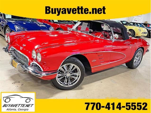 1961 Chevrolet Corvette (CC-1488832) for sale in Atlanta, Georgia