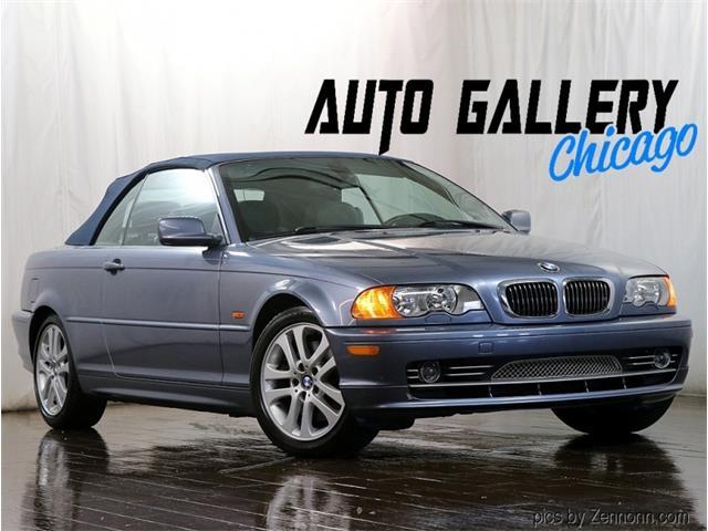 2001 BMW 3 Series (CC-1488835) for sale in Addison, Illinois