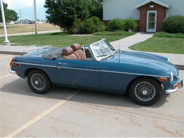 1971 MG MGB (CC-1488842) for sale in Cadillac, Michigan
