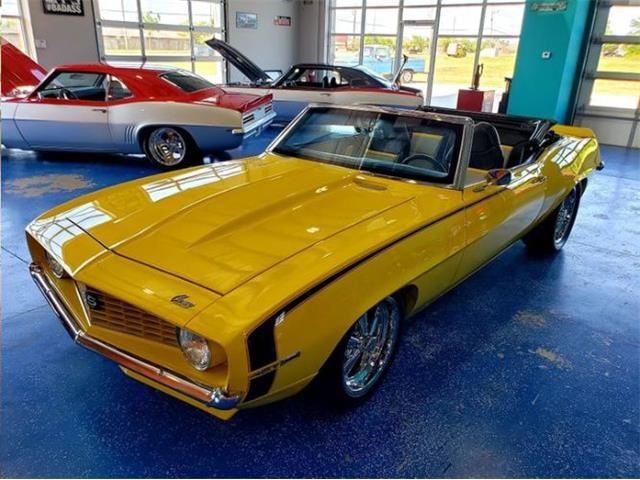 1969 Chevrolet Camaro (CC-1488849) for sale in Cadillac, Michigan