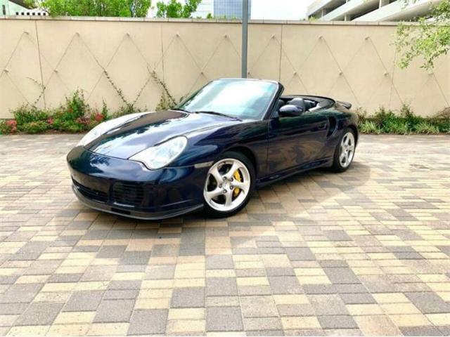 2004 Porsche 911 Turbo (CC-1488851) for sale in Cadillac, Michigan