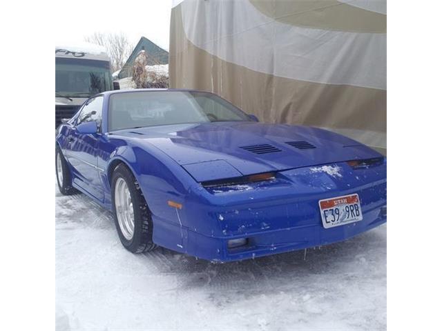 1986 Pontiac Firebird (CC-1488886) for sale in Cadillac, Michigan
