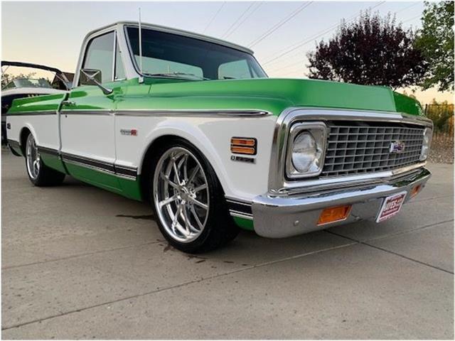 1972 Chevrolet Automobile (CC-1488890) for sale in Roseville, California