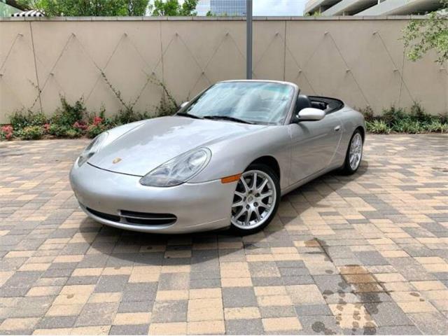 2000 Porsche 911 (CC-1488899) for sale in Cadillac, Michigan
