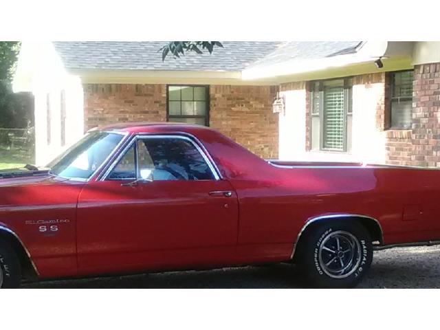 1970 Chevrolet El Camino (CC-1488945) for sale in Allen, Texas