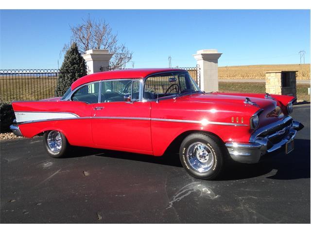 1957 Chevrolet Bel Air (CC-1488971) for sale in Greeley , Colorado