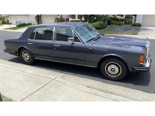 1982 Rolls-Royce Silver Spur (CC-1488980) for sale in San Diego, California