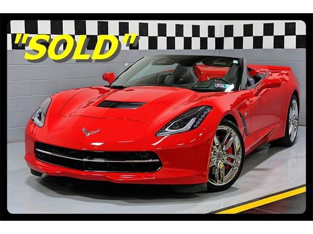 2014 Chevrolet Corvette Stingray (CC-1488998) for sale in Old Forge, Pennsylvania