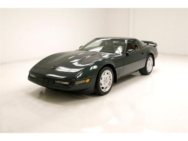1992 Chevrolet Corvette (CC-1489006) for sale in Morgantown, Pennsylvania