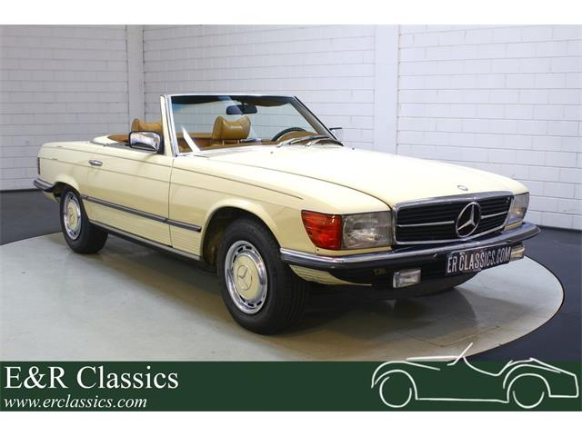 1977 Mercedes-Benz 450SL (CC-1489012) for sale in Waalwijk, [nl] Pays-Bas