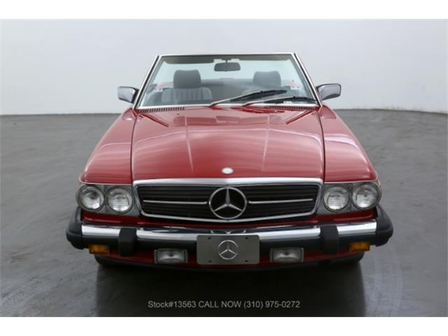 1989 Mercedes-Benz 560SL (CC-1489041) for sale in Beverly Hills, California