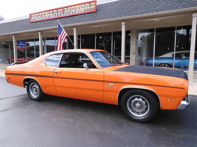 1970 Plymouth Duster (CC-1480906) for sale in CLARKSTON, Michigan