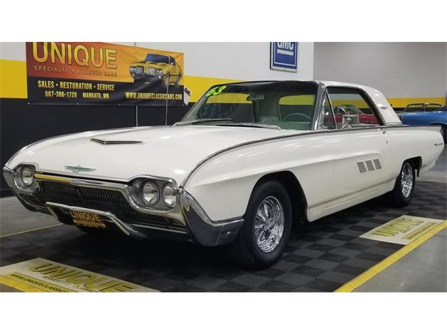 1963 Ford Thunderbird (CC-1489064) for sale in Mankato, Minnesota