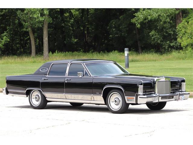 1979 Lincoln Continental (CC-1489081) for sale in Alsip, Illinois