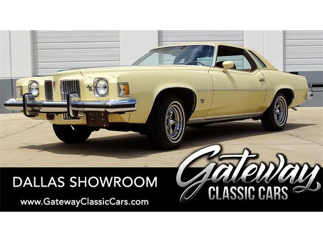 1973 Pontiac Grand Prix (CC-1489083) for sale in O'Fallon, Illinois
