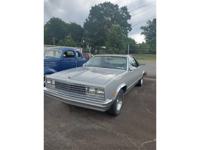 1986 Chevrolet El Camino (CC-1489084) for sale in Cadillac, Michigan