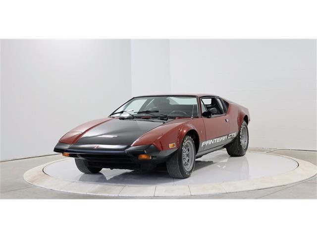 1974 De Tomaso Pantera (CC-1489104) for sale in Springfield, Ohio