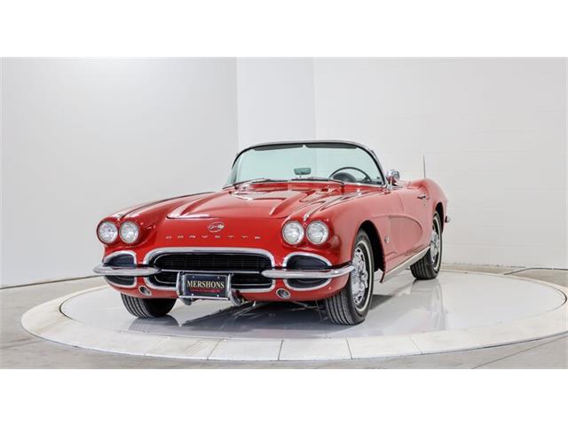 1962 Chevrolet Corvette (CC-1489110) for sale in Springfield, Ohio