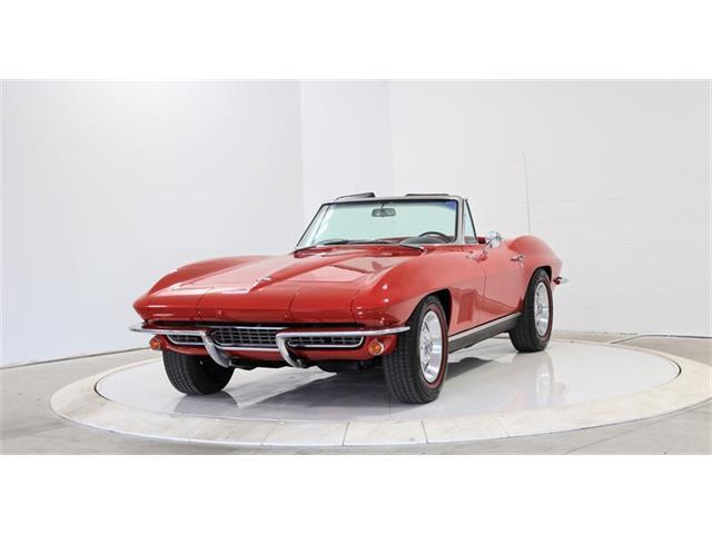 1967 Chevrolet Corvette (CC-1489121) for sale in Springfield, Ohio