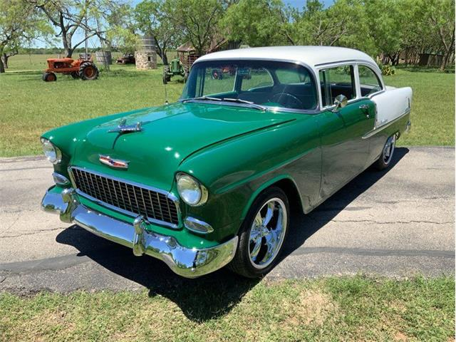 1955 Chevrolet 210 (CC-1489124) for sale in Fredericksburg, Texas