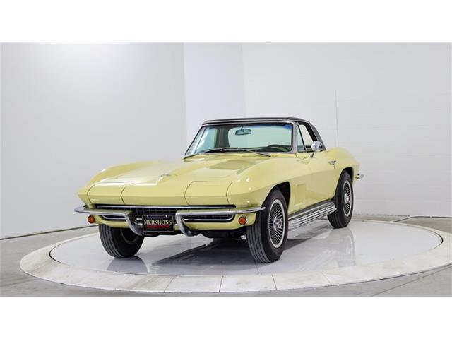 1967 Chevrolet Corvette (CC-1489128) for sale in Springfield, Ohio